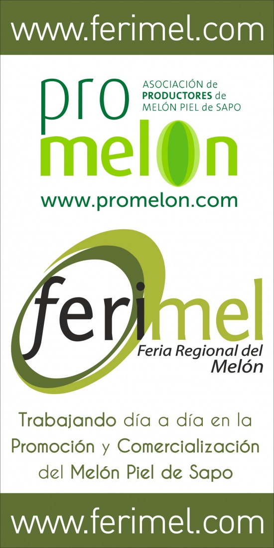 El Melón piel de sapo de Membrilla estará representado  en Fruit Attraction 2016