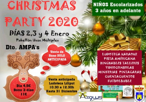 Christmas Party 2020