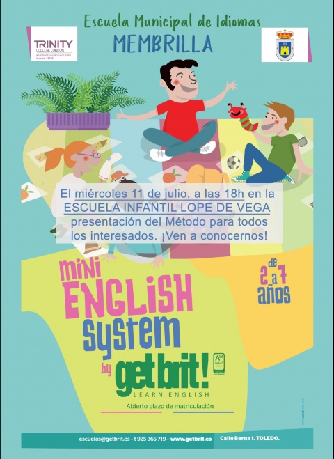 Proyecto Mini English System