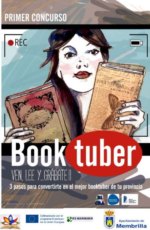 Concurso local de BookTubers