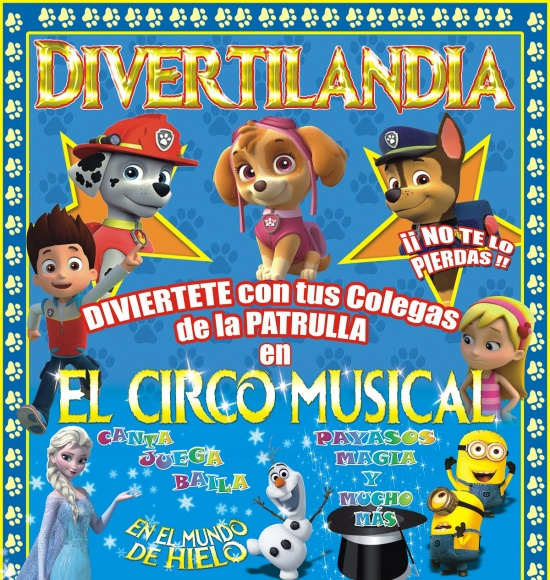 Divertilandia-Circo Musical