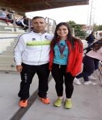El C.A Membrilla logra un botín de 5 medallas en la 3º jornada del campeonato regional de atletismo
