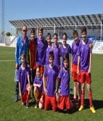 Las Escuelas de Fútbol de Membrilla en lo más alto en el Fútbol provincial.