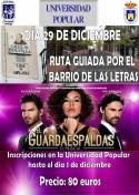 Un día en Madrid con la Universidad Popular