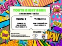 Youth Night Abril