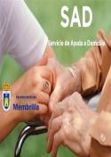 Puntuación final de la convocatoria para selección de personal del Servicio de Ayuda a Domicilio