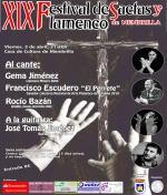 XIX Festival de Saetas y Flamenco