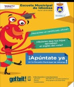 Escuela Municipal de Idiomas. Apúntate Ya!