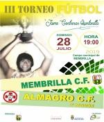"""III Torneo de Fútbol """"Jaime Contreras Quintanilla"""""""
