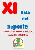 XI Gala del Deporte