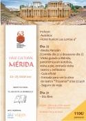Viaje cultural a Mérida