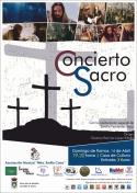 Domingo de Ramos: Concierto Sacro de la A.M. Maestro Emilio Cano.