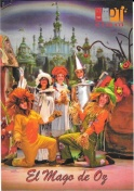 El Mago de Oz. Teatro Familiar