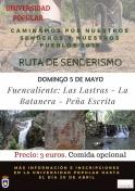 Ruta de senderismo Fuencaliente.