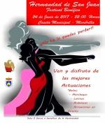 Festival benéfico de la  Hermandad de San Juan Evangelista