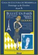 Bululú en París- Café Teatro