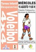 Torneo Infantil de Voleibol 4X4