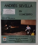 Andrés Sevilla en Concierto