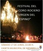 Festival Coro Rociero Virgen del Espino