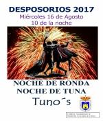 Noche de Ronda, Noche de Tuna