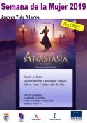 Viaje al Musical Anastasia