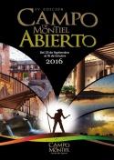 Campo de Montiel Abierto 2016. Del 23 de Septiembre al 16 de Octubre