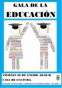 Gala de la Educación 2018