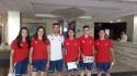 Buen rendimiento de los nuestros en el Campeonato de España por Federaciones Cadete.