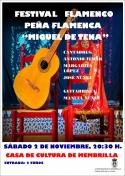 Festival Flamenco de la Peña Miguel de Tena