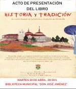 Presentación del libro Historia y Tradición de Membrilla
