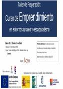 Curso de Emprendimiento en medios rurales y escaparatismo.