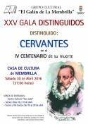 XXV Gala Distinguidos