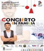 """Concierto en Familia de la Banda Juvenil """"Villa de Membrilla"""""""