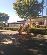 Ascensión Cano, Antonio Martin y Joaquín Lozano triunfan en el Quijote Maratón. Tres atletas tres podios para los nuestros