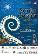 """Concierto Santa Cecilia in Blue con la A.M. """"Maestro Emilio Cano"""""""