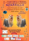 II Concurso Canino