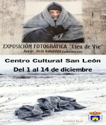 Lieu de vie. Exposición fotográfica en el Centro Cultural San León.