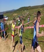 Buen debut del C.G.V. del Espino Membrilla Atletismo en un campeonato de España.