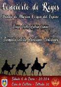 Concierto de Reyes de la B.M. Virgen del Espino