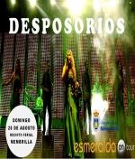 Orquesta Esmeralda en el Recinto Ferial