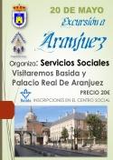Excursión a Aranjuez