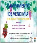Campamento de Vendimia