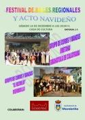 Festival de Bailes Regionales y Acto Navideño