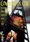 Concierto de Cine de la Banda Virgen del Espino