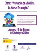 Charla: Prevención de adicción a las nuevas Tecnologías
