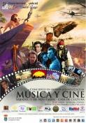 Concierto Música y Cine. La A.M. Maestro Emilio Cano en honor a Sta. Cecilia