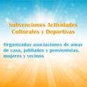 Subvenciones para las asociaciones de amas de casa, jubilados y pensionistas, mujeres y vecinos de la provincia de Ciudad Real