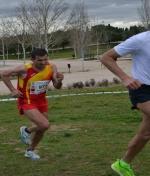 Manuel Jiménez Subcampeón de Europa de Cross por Equipos.