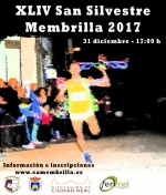 XLIV San Silvestre Membrilla 2017