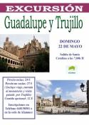 Excursión a Guadalupe y Trujillo organizada por Afammer